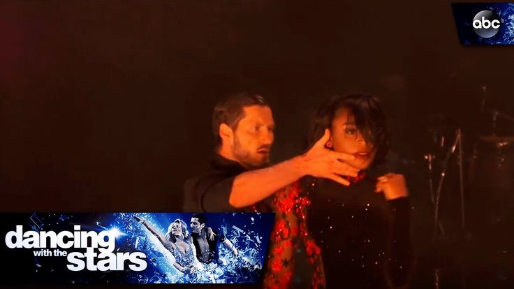 Normani and Val's - Tango  -  Dancing with the Stars