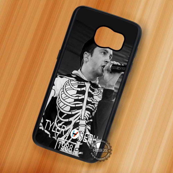 Tyler Joseph Twenty One Pilots - Samsung Galaxy S7 S6 S5 Note 7 Cases & Covers
