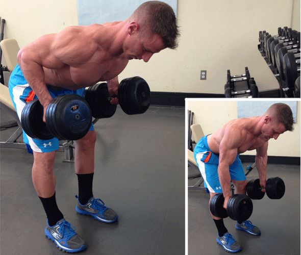 30-Minute Back Workout - Build Muscle Fast - Men's Fitness