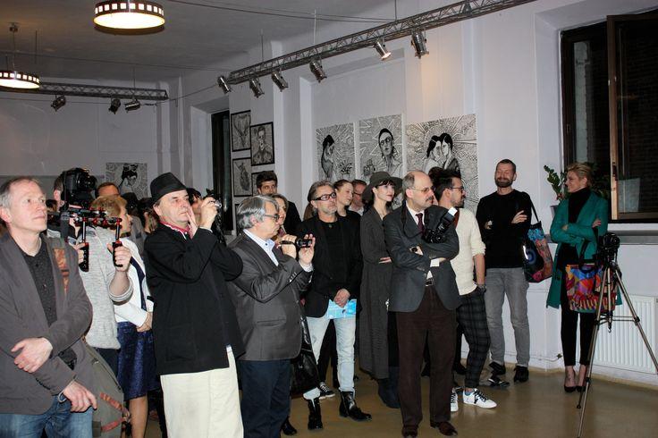 19 marca 2015 r. w Kartonovni – Centrum Sztuki w Warszawie odbył się wernisaż wystawy Marcina Painty pt. Postrzeganie. Ekspozycja została zorganizowana tytułem GRAND PRIX Konkursu MUZA 2014. http://artimperium.pl/wiadomosci/pokaz/526,marcin-painta-postrzeganie-czyli-kolejny-sukces-artysty#.VQ3GXY6G-So