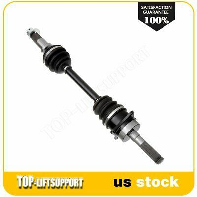 FRONT LEFT and RIGHT CV JOINT AXLES Fits CAN-AM OUTLANDER 800 4X4 EFI 2007 2008