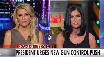 Dana Loesch Goes Off Over Obama's Response to Oregon College Shooting: 'Gun-Free Zones Are Criminal Protection Areas'