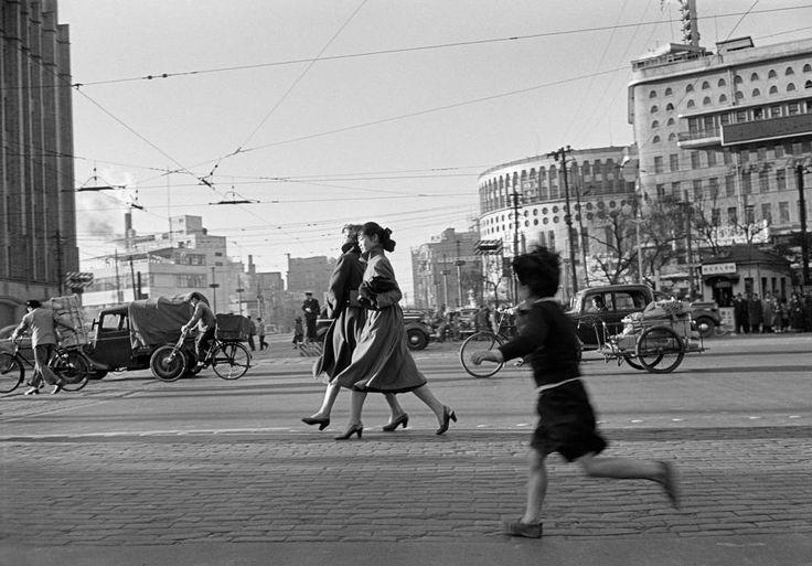 Japan, 1951 Photographer: Werner Bischof