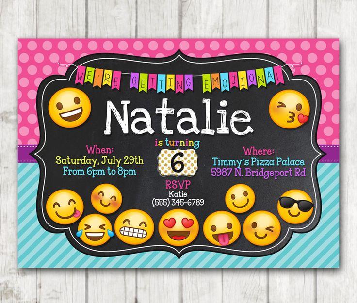 Para imprimir invitación de fiesta de cumpleaños de por HappyBarn