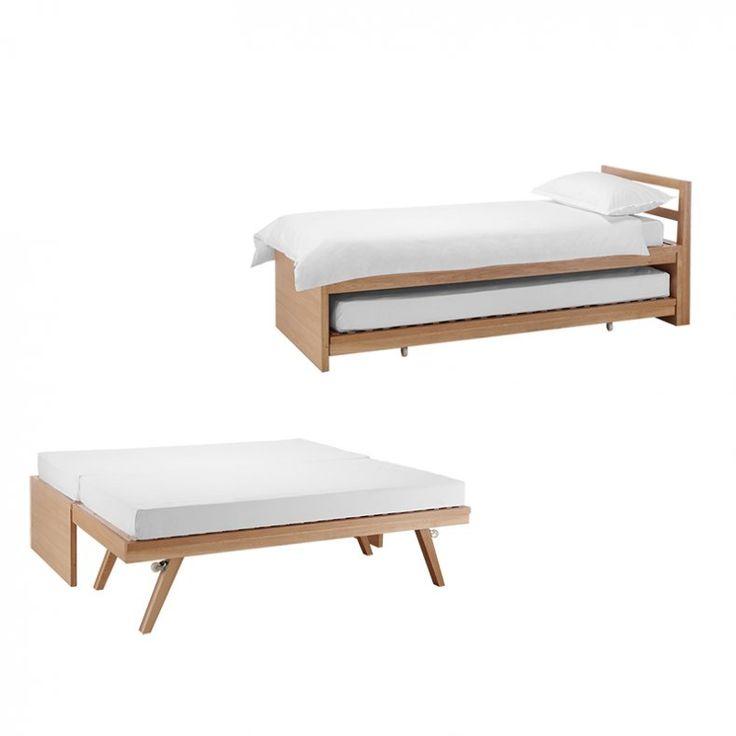 les 25 meilleures id es de la cat gorie lit gigogne sur. Black Bedroom Furniture Sets. Home Design Ideas