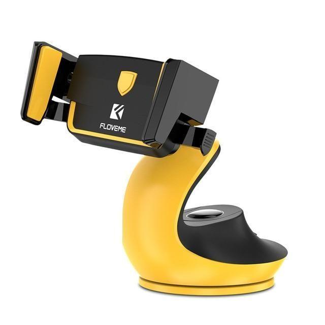 FLOVEME 360 Rotation Car Phone Holder For Samsung Galaxy S8