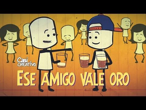 Por los Likes | Casi Creativo - YouTube
