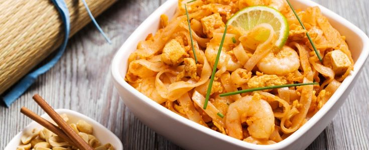 5 ricette thailandesi da rifare a casa