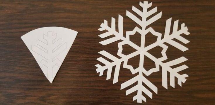 Как сделать снежинку из бумаги? 7 легких и красивых ...