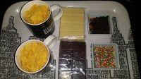 Aprendiendo con Jedita.: Montoncitos de cereal