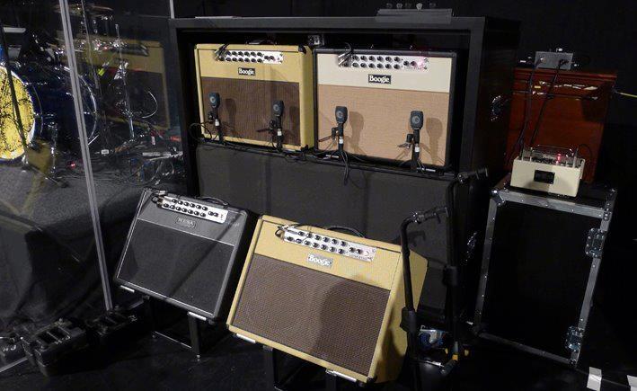 John Squire Of The Stone Roses Custom Mesa  Boogie Lone