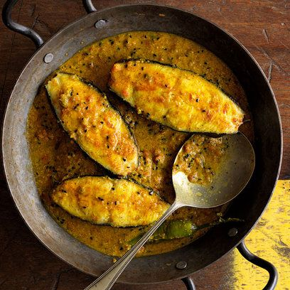 Pan-fried Mustard Fish or baked in hot coals-  fresh caught fish makes for some good campfood!