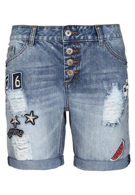 Rock Angel - Bermuda - Damen Jeans-Shorts - JENNIFER