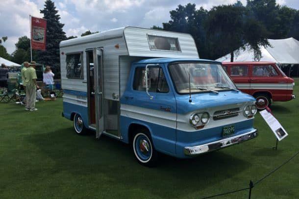 Vintage Truck Camper Gallery   Vintage Campers   Truck