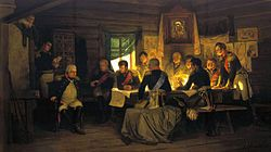 Mikhail Kutuzov - Wikipedia, the free encyclopedia