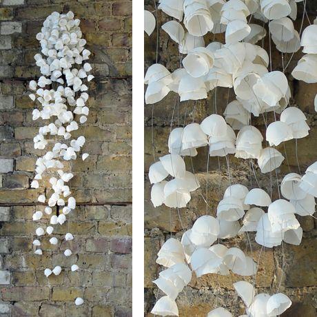 Contemporary Ceramics Centre - White Cups - Valéria Nascimento