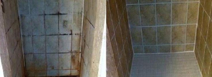 Így tisztítsd meg a fürdőszobát pillanatok alatt! Ez 10x erősebb, mint a klór!