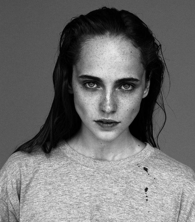 Flashback - Female Portrait Photographer Irina Vorotyntseva