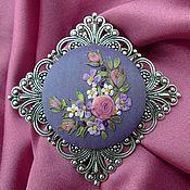Магазин мастера Lida Klim Украшения с вышивкой: броши, комплекты украшений, кулоны, подвески, серьги, кольца