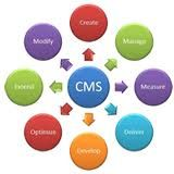 CMS development, for blog installation and the integration of widgets to enhance the interface as well as functionality.