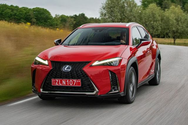 لكزس Ux 2018 New Lexus Lexus Sports Car