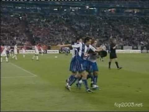 Champions League 2003/04 Champions (FC Porto 3 - 0 Monaco)