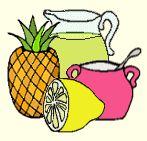 Blinde Kuh: Kinder-Küche - Ananas-Apfel-Cocktail