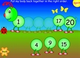 Ordering, Maths Games for 5-7 Years - Topmarks Education