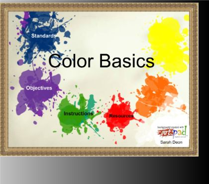 Basics Of Color Theory 126 best color theory images on pinterest | color theory, color
