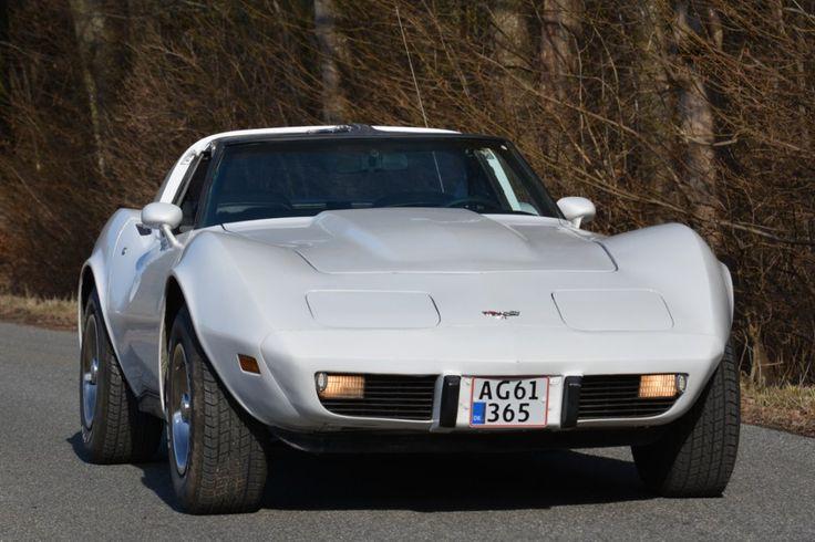 Corvette C3 billeder 1