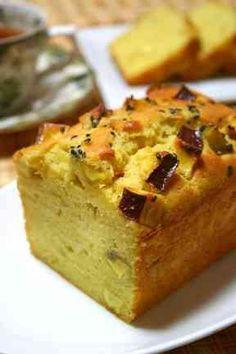 さつま芋のパウンドケーキ