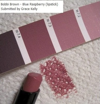 Bobbi Brown Lipstick In Blue Raspberry Ssu 7 3 Bobbi