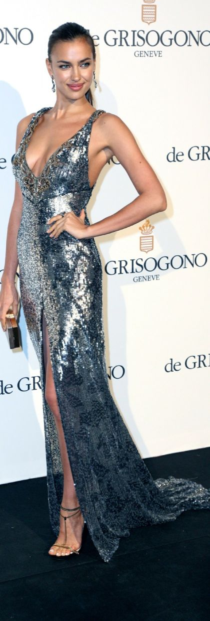*.* Irina Shayk in Emilio Pucci at the de Grisogono's Glam Extravaganza held at Hotel du Cap-Eden-Roc in Cap D'Antibes, France, May 23, 2012