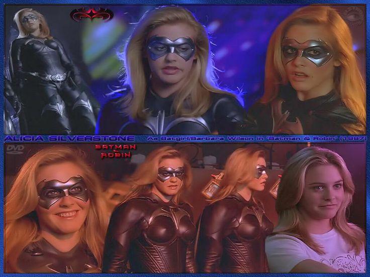 alicia silverstone batgirl | alicia silverstone batgirl