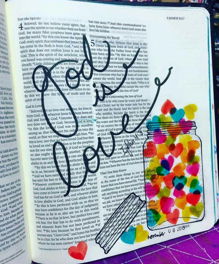 Bible Journal Idea #4
