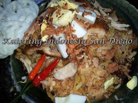 Javanese Fried Rice/ Nasi Goreng Jawa