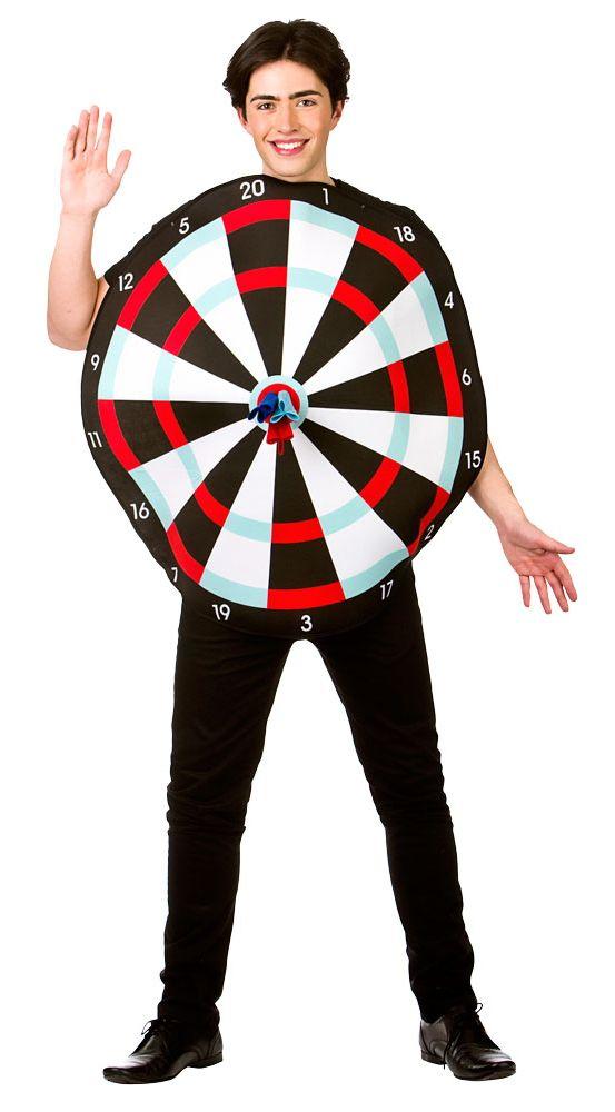 Dart Board Costume.