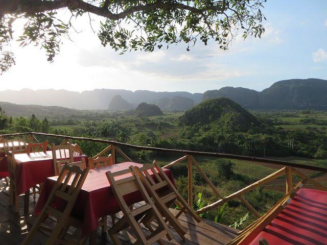 Balcón del Valle (Restaurant Visit) Vinales Valley