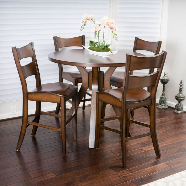 Give Your Home A Casual Feel With The Tehama 5 Piece