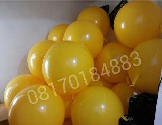 PUSAT BALON MURAH JABODETABEK: Jual Balon Pantai 08170184883