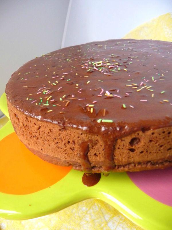 Le Super Gateau au Chocolat sans Oeufs!