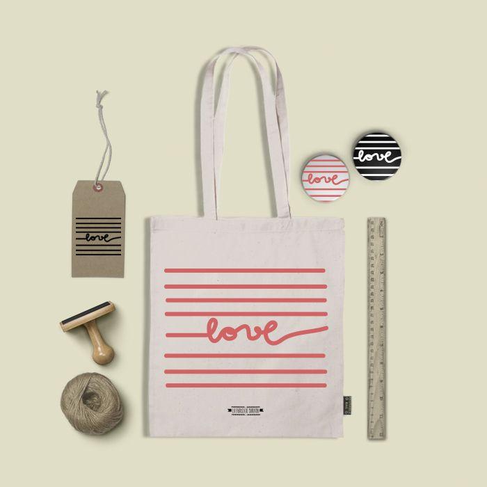 regalos de boda originales / regalos de boda donosti / bolsas de tela /sellos de boda