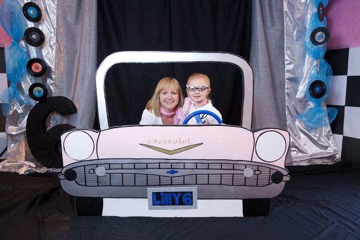 Sock hop Birthday Party Ideas | Photo 7 of 19 | Catch My Party