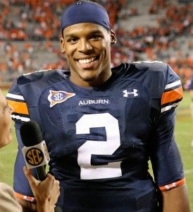 Cam Newton is again a familiar face on the Auburn University campus–but not at Jordan-Hare Stadium. Newton, who left Auburn early to enter the NFL draft after the 2010 Tigers' championship season, has returned to Auburn to continue his studies toward a degree in sociology. http://wp.auburn.edu/auburnmagazine/?p=4874#