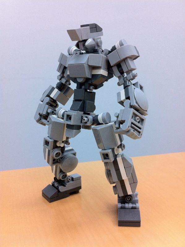 第20章:「レゴ(LEGO)人型可動素体 カトウ(仮)」です。 - DSK3の事後報告