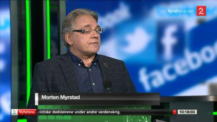"""""""Vinnerne kommer til å være de som skjønner at sosiale medier er business og ikke bare markedsføring"""", sier +Morten Myrstad fra +Kontxt i dette intervjuet med TV2 Nyhetskanalen. http://www.youtube.com/watch?v=4dv28CHVMtI=youtu.be"""
