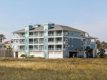 Sea mist 3 bath sleeps beachfront condo in pointe west sand n sea properties llc galveston tx