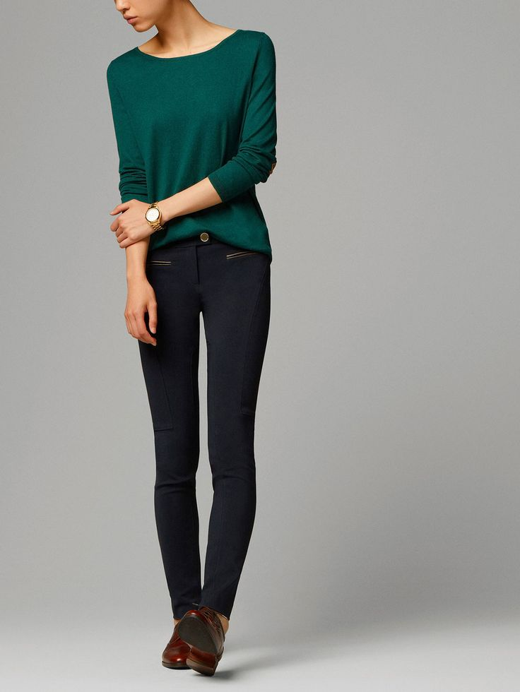 JODHPURS. Super fitted and super fall. If you like to wear skinny jeans, this might be nice/similar alternative.