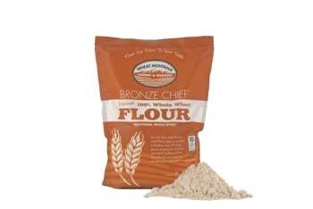 Non gmo wheat flour