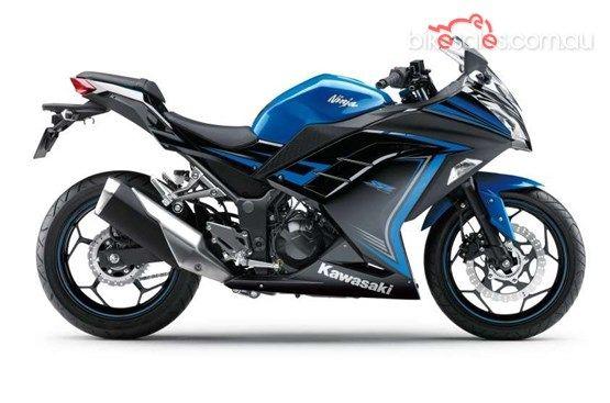 2015 Kawasaki Ninja 300 ABS Special Edition